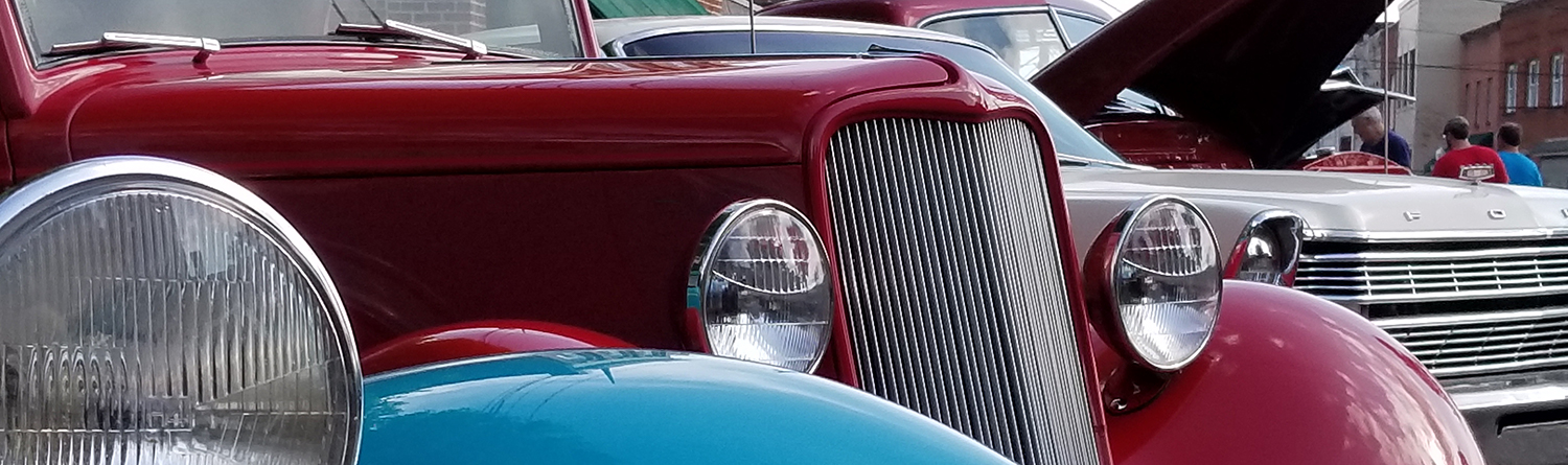Classic Cars | Thompson Insurance Services